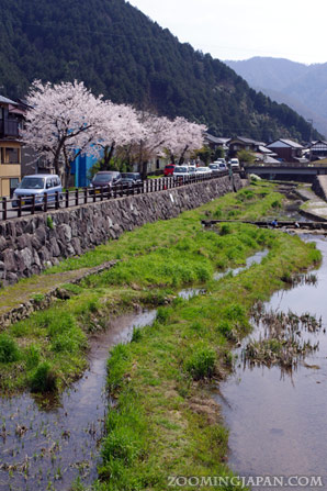 Izushi City in Hyogo Prefecture