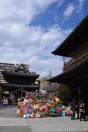 Kawasaki Daishi Heikenji Temple