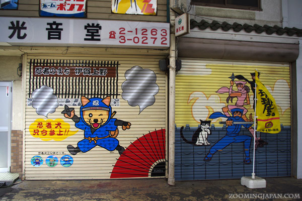 The Secrets of Iga Ueno Ninja