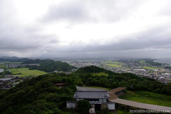 Azuchi Momoyama Bunkamura Edo Wonderland