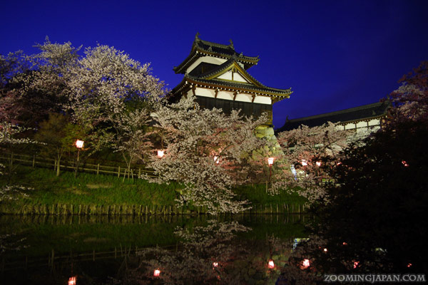 Spring Festival at Koriyama Castle in Nara