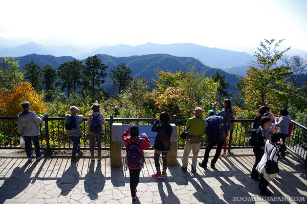 Mt. Takao as a day trip from Tokyo