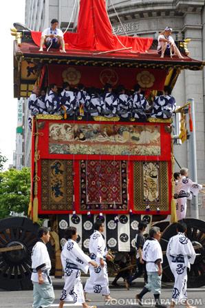 Kyoto Gion Matsuri