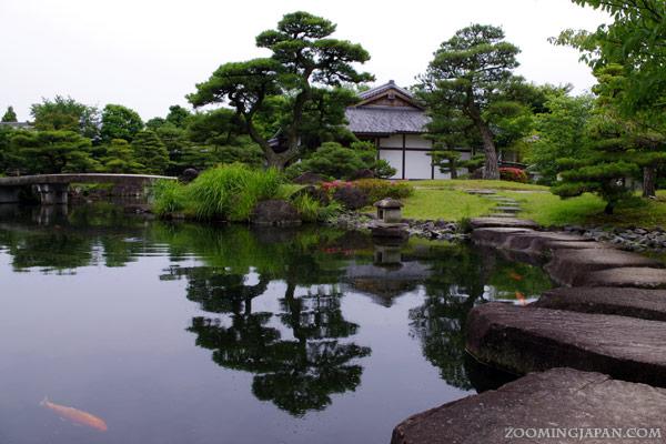 Kokoen Garden in Himeji (next to Himeji Castle)