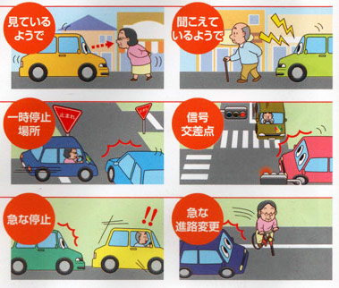 Renewing Japanese Driver's License