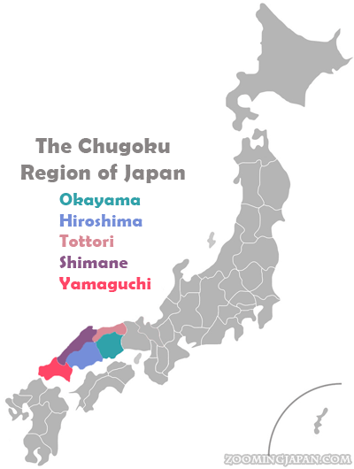 Chugoku region of Japan