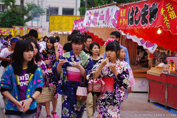 best time to travel to japan summer