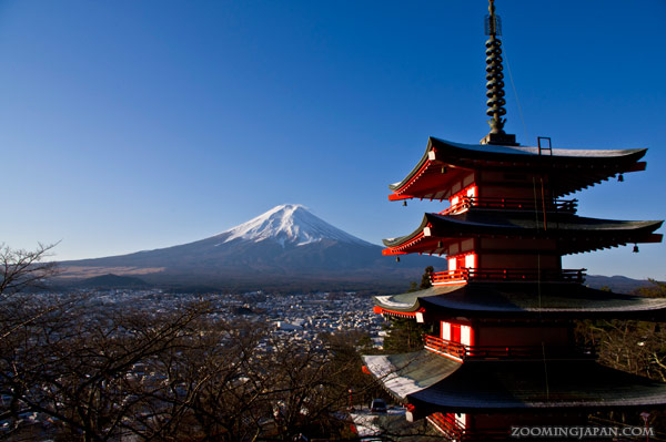 best time to travel to japan winter