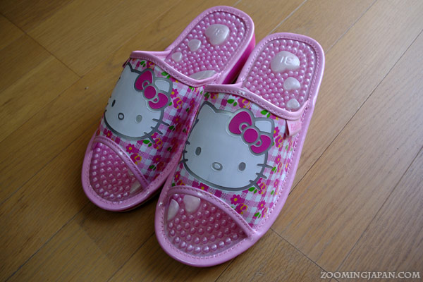 Cute Hello Kitty Japanese women shoes