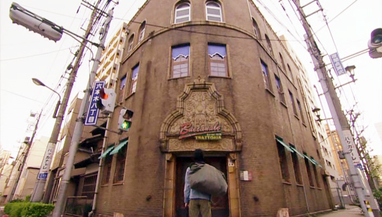 Japanese Filming Locations of dramas and movies. Bambino.