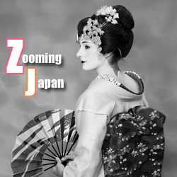 Author of Zooming Japan, Jasmine T. Blossom
