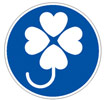 driving in japan clover mark car stickers