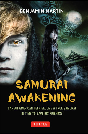 Interview with Benjamin Martin author of Samurai Awakening