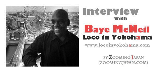Interview with Loco in Yokohama