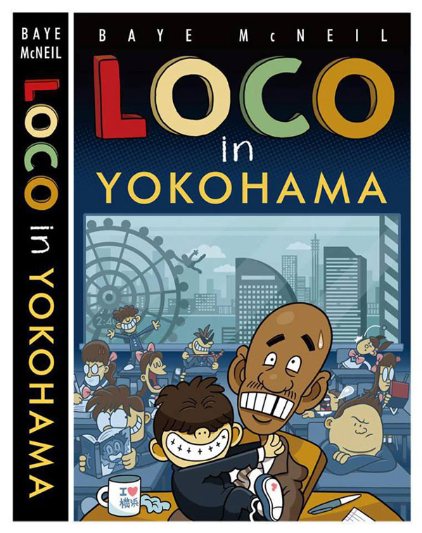 Book about teaching English in Japan: Loco in Yokohama