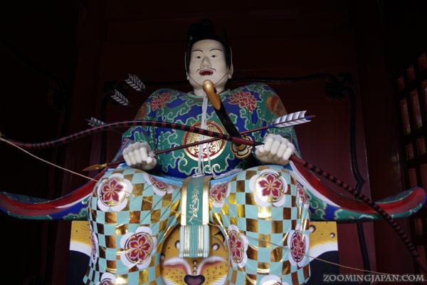 Nihondaira and Kunozan Toshogu Shrine