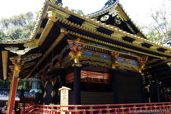 Nihondaira and Kunozan Toshogu Shrine