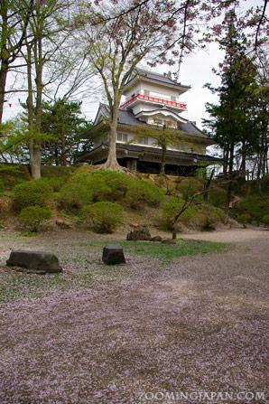 Kubota Castle Akita