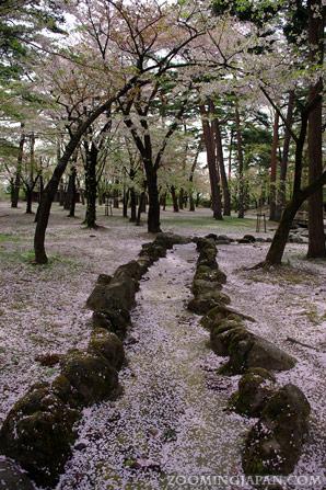 Senshu Park in Akita
