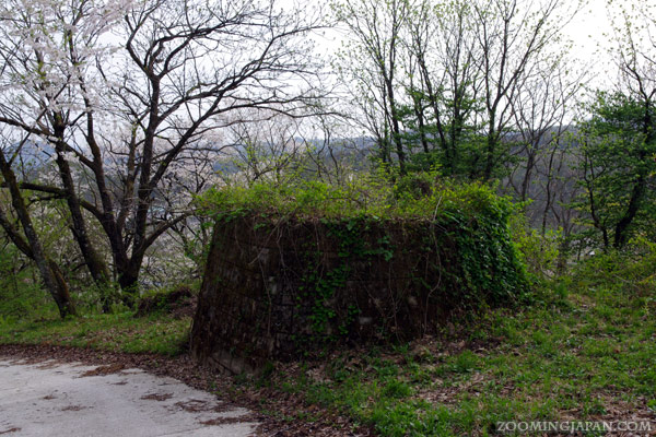 Kakunodate Castle Ruins