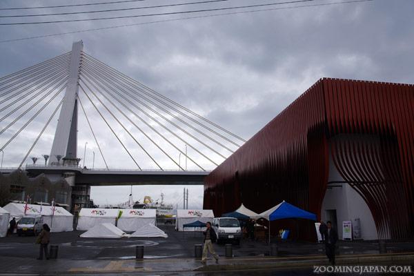 Aomori City Aomori Bay Bridge
