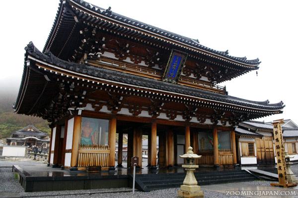 Bodaiji Temple, Mt. Osore
