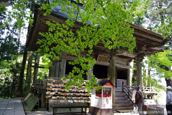 Chusonji Temple in Hiraizumi