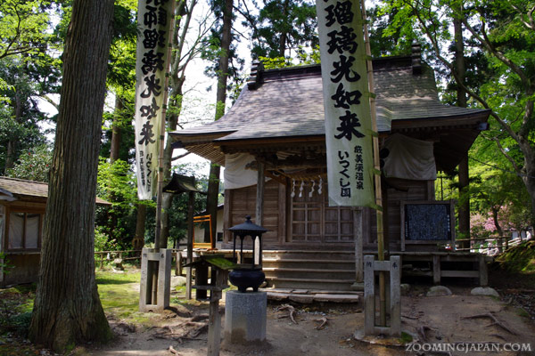 Chusonji Temple in Hiraizumi
