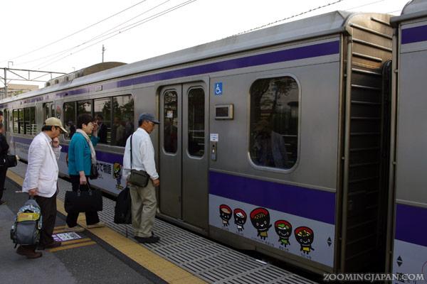 JR Hiraizumi Station
