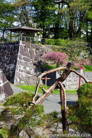 Morioka Castle Site Park