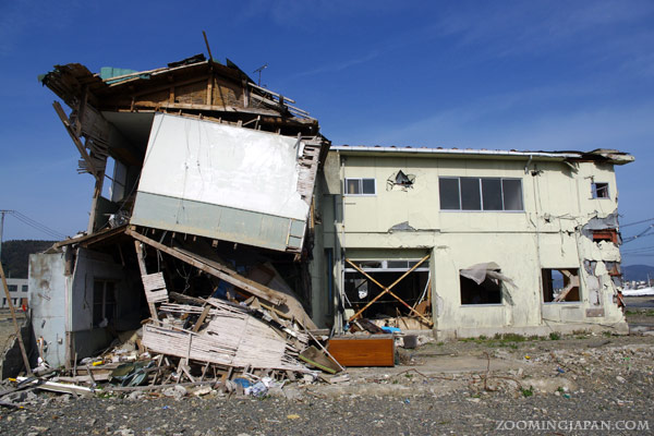 Japan earthquake and tsunami 2011