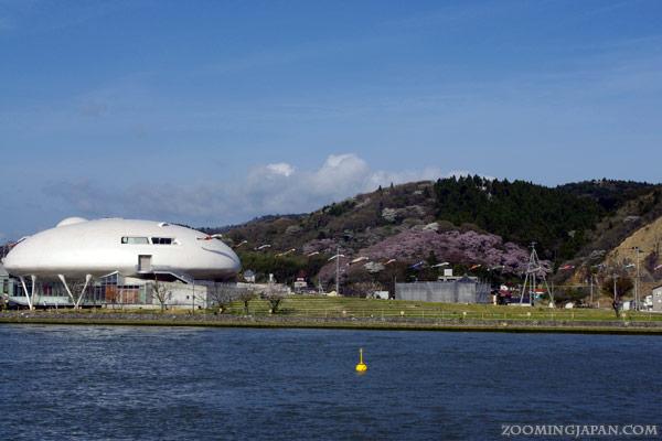 Ishinomaki, Ishinomori Manga Museum, Miyagi Prefecture