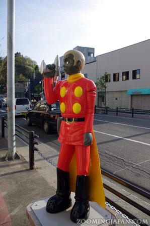 Ishinomaki manga figures, Ishinomori
