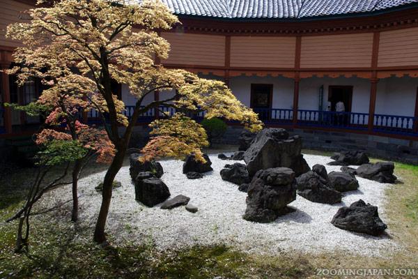 Building of the Old Saiseikan, Yamagata Kajou Park