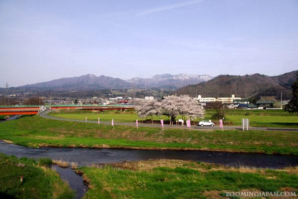Yamagata Prefecture beautiful landscape