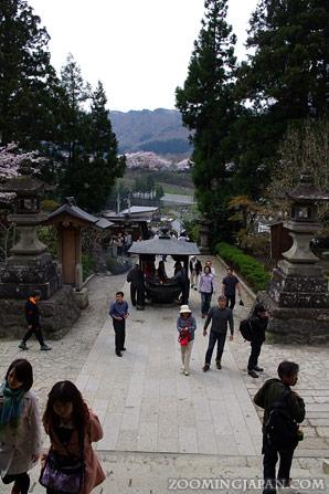Yamadera in Yamagata