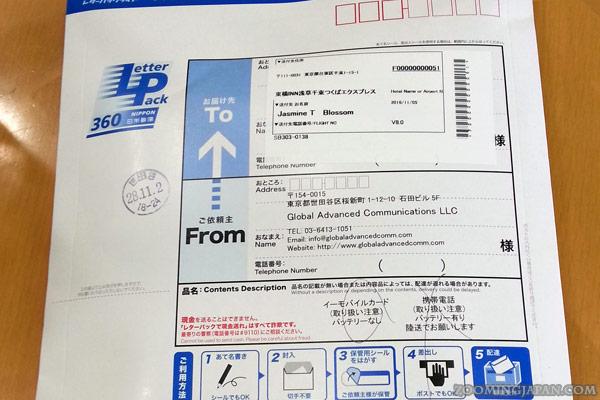 Mobile Wi-Fi rental in Japan