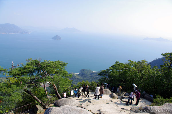 Top 3 Views in Japan Miyajima