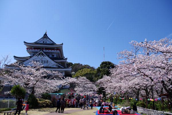 Japan Spring Vacation 2014