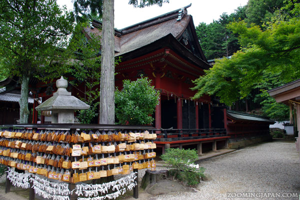 Shrine in Okazaki