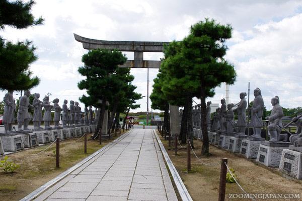 Japan's 47 Ronin of Japan