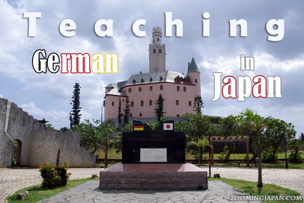 Teaching German in Japan