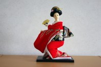 Japanese Geisha / Kyoto doll
