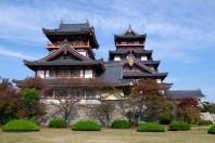 Momoyama Castle in Fushimi, Kyoto