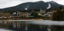 Yufuin, onsen village in Oita Prefecture, Kyushu
