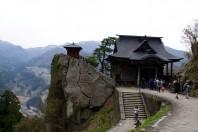 Yamadera in Yamagata Prefecture
