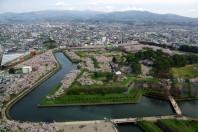 Goryokaku Fort in Hakodate (Hokkaido)