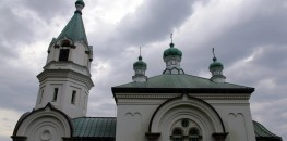 The Russian Orthodox Church in Hakodate