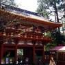 Kunozan Toshogu Shrine near Nihondaira in Shizuoka