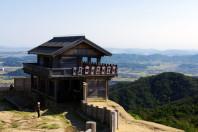 Kinojo Castle in Okayama Prefecture